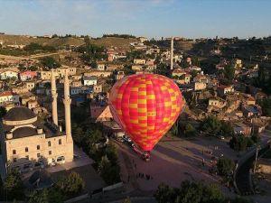 Kapadokya'da balon turlarının yeni adresi Ihlara