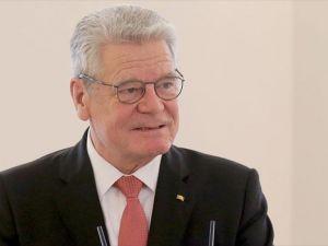 Almanya Cumhurbaşkanı Gauck yeniden aday olmayacak