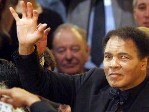 NBA, efsane boksör Muhammed Ali'yi unutmadı