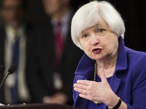 Fed Başkanı Yellen faiz söylemini değiştirdi