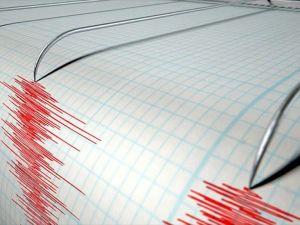 4,3 büyüklüğünde deprem