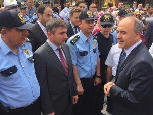 Vali Muammer Erol Konya'dan ayrıldı