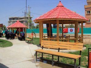 TİKA'dan Afganistan'daki kız Kur'an kursuna destek