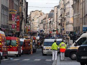 Paris banliyösünde yangın: 5 ölü