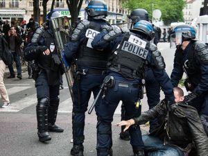 Fransa'da polis şiddetine 48 soruşturma