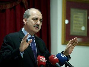 Başbakan Yardımcısı Kurtulmuş: Bu saldırıyı yapanların elleri kurusun