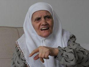 Makedonya'nın en yaşlı kadın hafızı