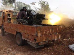 Suriyeli muhalifler Mari üzerindeki DAEŞ-PYD kuşatmasını kırdı