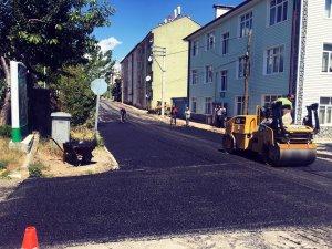 Seydişehir'de asfaltsız yol kalmayacak