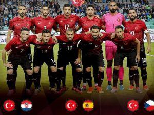 İşte Türkiye'nin rakipleri
