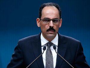 'Terörle mücadelede Türkiye'yi zaafa uğratacak adım atmayız'