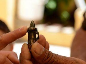 Kilis'e uçaksavar mermileri atıldı
