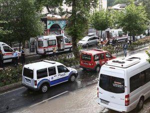 Vezneciler'deki saldırıda bomba yüklü aracı patlatan teröristin eşkali belirlendi