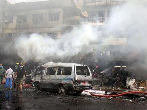Bağdat'ta saldırılar: 11 ölü