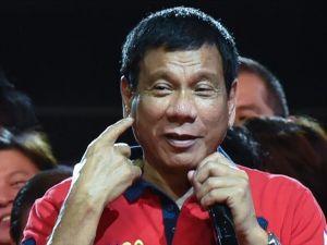 Filipinler'de uyuşturucu baronlarından Duterte'ye tehdit