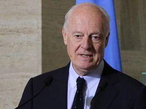 Suriye görüşmelerinin yeni turu için şartlar olgunlaşmadı