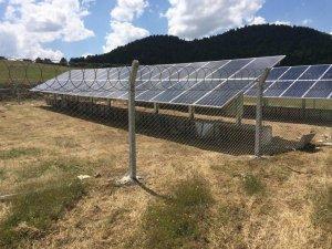 Su pompalarının enerjisi güneşten