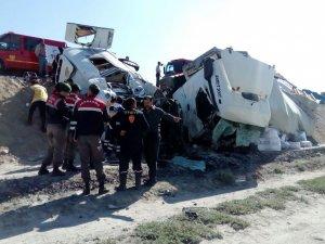 Konya'da feci kaza: 10 ölü!