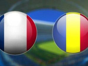 Fransa-Romanya maçı saat kaçta hangi kanalda?