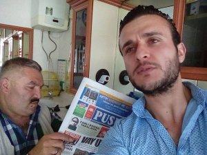 Kerim Cansu ile Bayrak Kabadayı'nın tıraş keyfi
