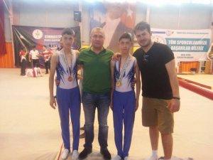 Özel sporcularımız Türkiye Şampiyonu oldu