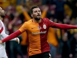 'Galatasaray'da iz bırakmak istiyorum'