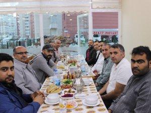 Yiğit Türkoğlu'ndan iftar