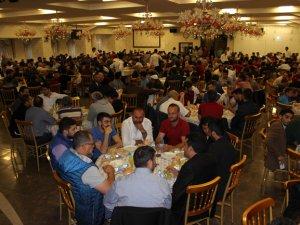 CamPlaza iftar yemeği düzenledi