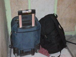 Şüpheli çanta korkuya neden oldu