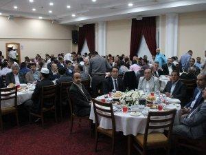 MÜSİAD'da iftar programı