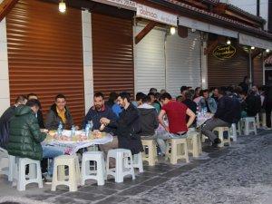 Sarraf ve Kuyumcular Derneği'nden iftar