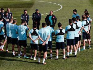 A Milli Futbol Takımı EURO 2016'da ilk maçına çıkıyor
