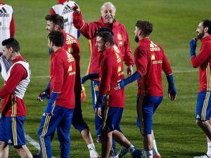 Türkiye'nin rakiplerinden İspanya ile Çek Cumhuriyeti maçı yarın