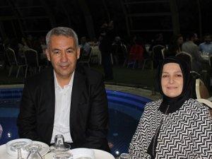 Erhan Civcik eşi ile mutluluğu