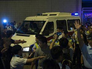 Çin'de havalimanında patlama