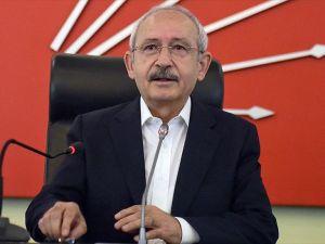 Kılıçdaroğlu Parti Okulu'nun çalıştayına katıldı