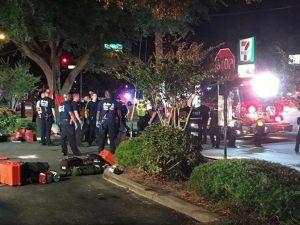 ABD'de gece kulübünde silahlı saldırı: 20 ölü