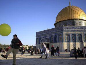 İsrail Turizm Bakanlığı Mescid-i Aksa'yı haritadan 'sildi'