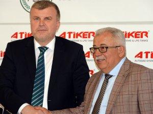 Konyaspor'un adı artık resmen...
