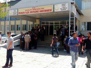 Tunceli'de adliye lojmanlarına saldırı: 9 yaralı
