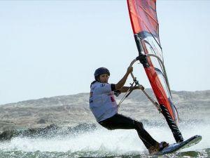 Rüzgar sörfünde dünya şampiyonluğu