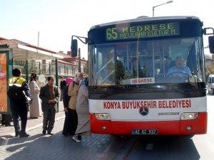 Dikkat! Otobüs tarifesi değişti