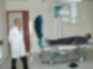Hırsızı röntgen ele verdi