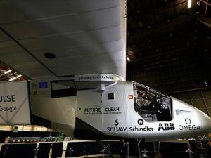'Solar Impulse 2' Atlantik'i geçmeye hazırlanıyor