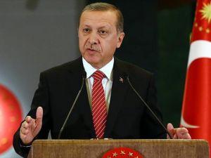 Cumhurbaşkanı Erdoğan'dan Putin'e tebrik mektubu