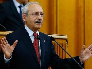 CHP Genel Başkanı Kılıçdaroğlu partisinin grup toplantısında konuştu