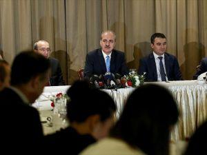 'Aslolan iki komşu ülke arasında barışın tesis edilmesidir'