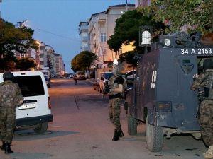 İstanbul'da terör örgütü MLKP'ye operasyon düzenlendi
