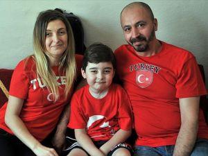 Kayra'nın ailesinden Cumhurbaşkanı Erdoğan'a teşekkür