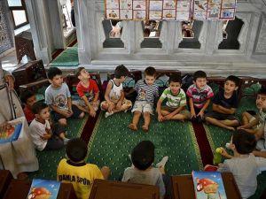 Diyanet İşleri Başkanlığınca düzenlenen yaz Kur'an kursları başlıyor